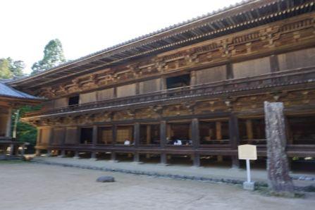 Jikodo served as a dinning hall