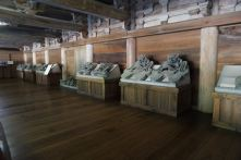 Exhibits inside Jikodo