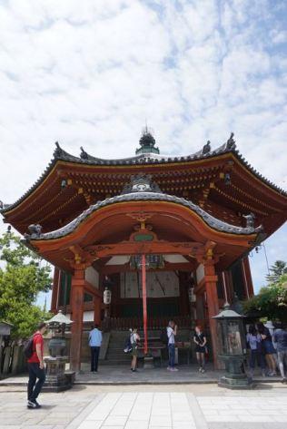Southern Round Hall (南円堂)