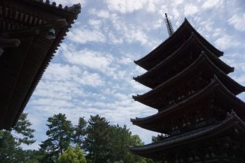 5-Storey Pagoda from another angle
