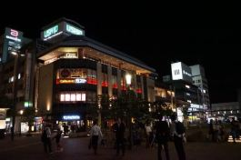 Shopping malls around Himeji JR Station