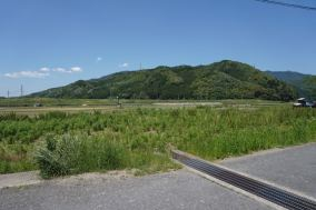 Farmlands in rural Kyoto