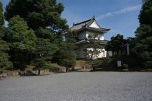 Watch tower in Nijo Castle