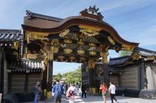 Kara-mon in Nijo Castle