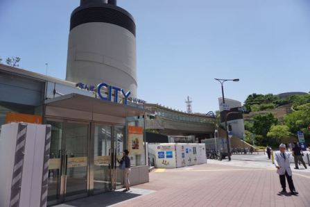 Nankai City underground mall