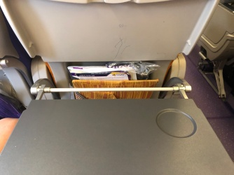 Large tray table