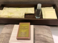 The bath amenities provided by Hilton Sukhumvit Bangkok is of excellent quality