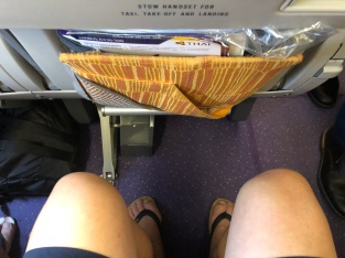 Good legroom