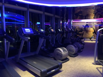 Gym in W Hotel Sentosa Cove