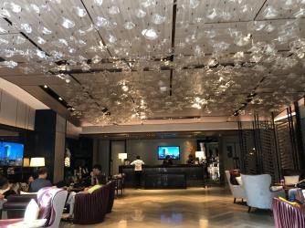 VIE Hotel lobby