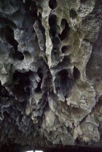 Inside the second cave
