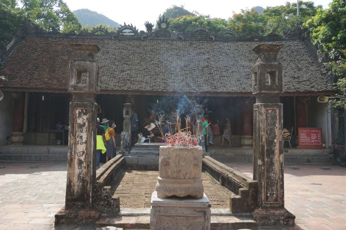Temple of King Dinh