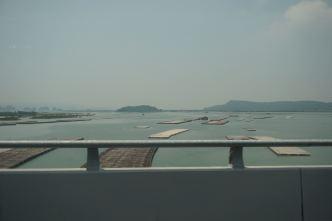 We are near Halong Bay