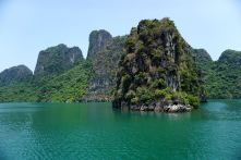Only half of these islands have been named in Halong Bay