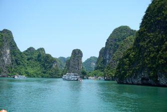 We are near Bo Hon Island