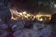 Inside Sung Sot Cave