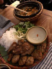 Bun Cha, a Hanionan dish