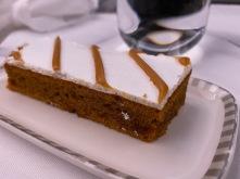 Caramel Cake for dessert