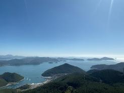 View of Hallyeosudo