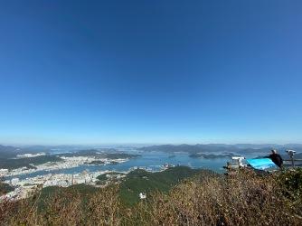 Views from Sinseondae Viewpoint