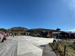 Our destination - Witseoreum shelter